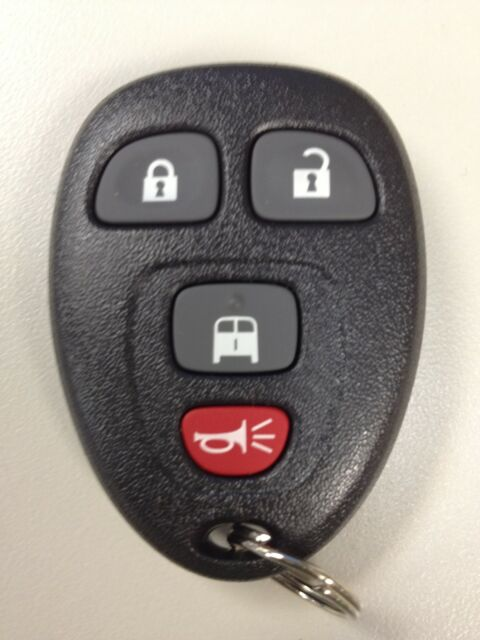 *NEW* GMC Savana Chevrolet Express Keyless Entry Remote Fob 20877108 *FREE SHIP*
