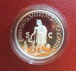 Belgique-ECU-en-argent-Medicalia-1993-rare