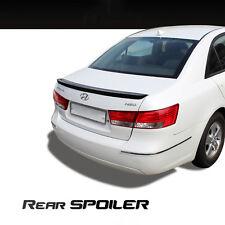 New Rear Trunk Wing Lip Spoiler Painted for Hyundai Sonata 2006 - 2010