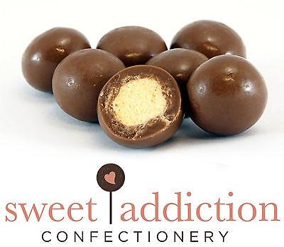 2kg Malt Balls Milk Chocolate - Bulk Party Wedding Candy Buffet AUSTRALIAN MADE