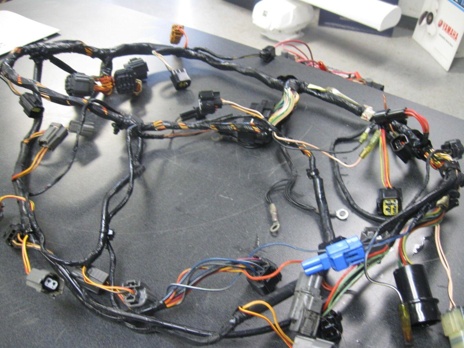 Yamaha Außenborder Kabelbaum Montage 69J-82590-30-00 69J-82590-30-00 69J-82590-30-00 91fb8e