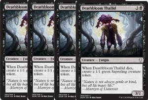 4 Deathbloom Thallid