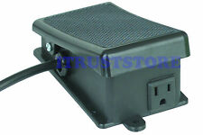 FOOT PEDAL CONTROL HANDS FREE ELECTRIC POWER MAINTAINED TOOL SWITCH CONTROLLER