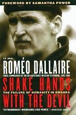 Shake Hands with the Devil: The Failure of Humanity in Rwanda-ExLibrary