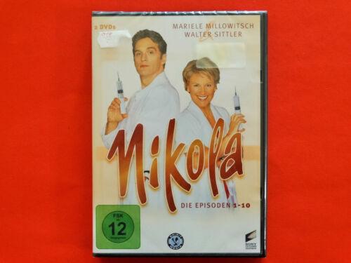 1 von 1 - Nikola DVD-Box  1 - 4 *  Eine oder mehrere aussuchen * neu * ovp