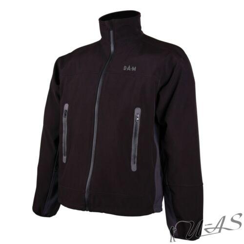 DAM Seamless SoftsheLL Jacke Regen Jacke Thermo Outdoor Jacke Gr XL Ava