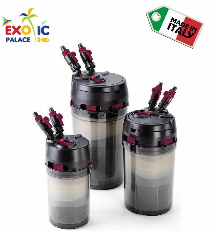 EXTERNAL FILTER HYDOR PRIME EXTERNAL FILTER FOR AQUARIUM SWEET MARINE TURTLES