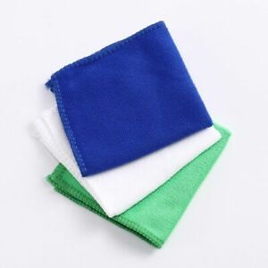 Details about Cleaning Cloth Microfiber Kitchen Towels Wash Duster For Home  Supplies 5pcs New