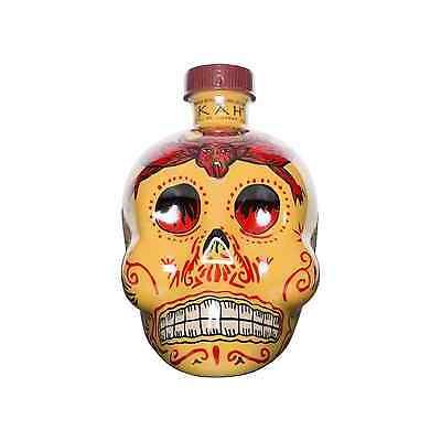 Kah Skull Reposado Tequila 750mL bottle
