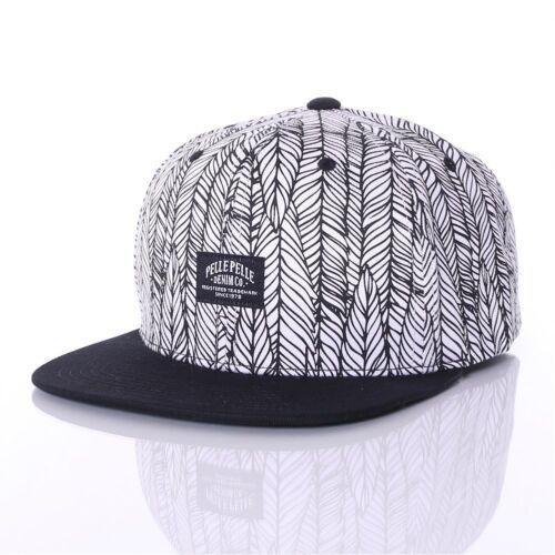 Pelle Tarred /& Feathered Snapback Cap