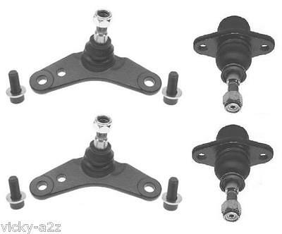 MINI ONE COOPER S CONVERTIBLE R50 FRONT LOWER WISHBONE ARM BALL JOINTS  X 4