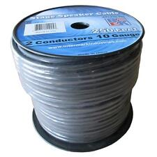 Blastking 2 Conductor 10 Gauge 250' Ft Stage Speaker Cable Wire - RS1X10-250