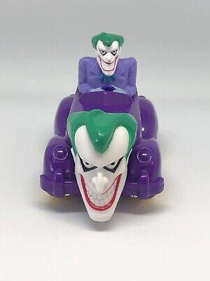 Joker Car Batman Happy Meal McDonalds Toy 1993 ~ Works Free Shipping