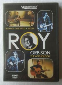 Roy Orbison The Anthology 2005 Wienerworld Region 0 Classic Rock DVD (Disc VGC)