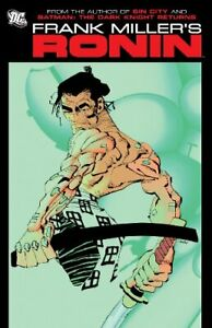 Ronin-TP-by-Frank-Miller-Paperback-Book-The-Fast-Free-Shipping