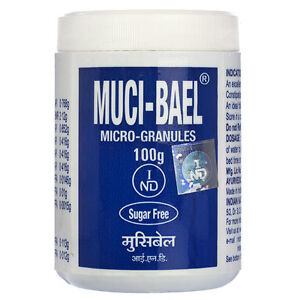 MUCI BAEL MICRO GRANNULES FOR CONSTIPATION(SUGER FREE) 300GM (PACK OF 2)
