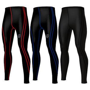 Dhera Men's Compression couche de base Pantalon Leggings Running Skin Tight Pantalon-afficher le titre d`origine s0DjvA9y-07143818-297968867