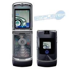 Motorola MOTORAZR V3i NERO (Sbloccato) Cellulare GRADO A GARANZIA 3 MESI