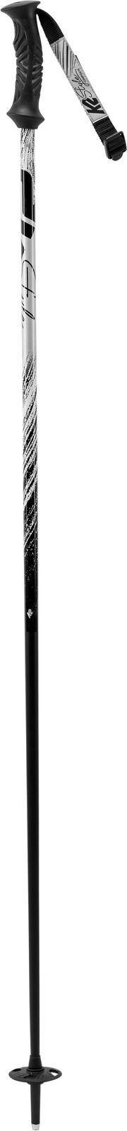 K2 Donna Bastoncini da Sci Racchette da Sci Style Composite Argento