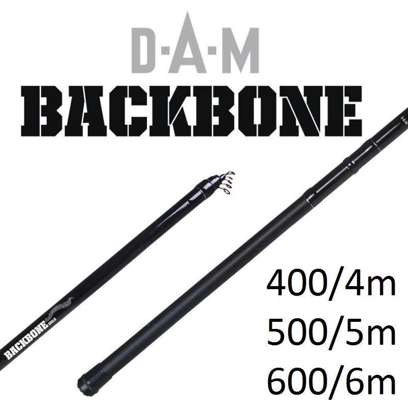 Dam Backbone Bolo Telescópico  Barra 4.00m 5.00m 6.00m Varios Tamaños  los nuevos estilos calientes