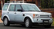 Land Rover Discovery 3 LR3 Taller Manual De Servicio 04-09
