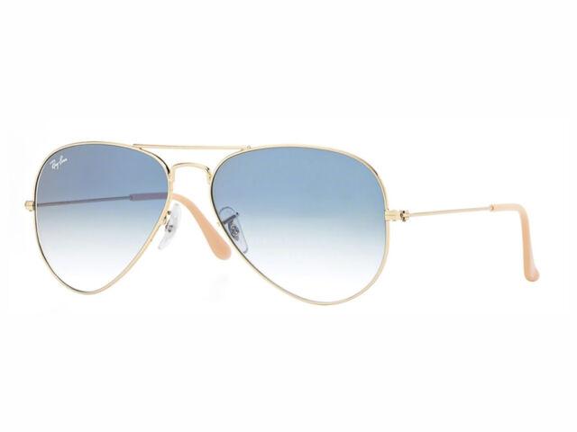 276ab4b5b gafas de sol Ray Ban Limitado gafas de sol RB3025 AVIATOR GRANDE DE METAL  001/