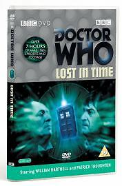 1 of 1 - Doctor Who - Lost In Time (DVD, 2004, 3-Disc Set)