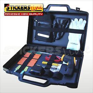 Valigetta-kit-accessori-wrapping-APA-spatola-cutter-calamite-magnetici-pellicola