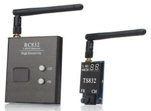 5-8G-32CH-Range-FPV-Audio-Video-Transmitter-and-Receiver