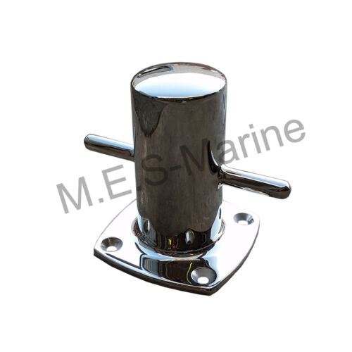 HEAVY QUALITY STAINLESS STEEL BOLLARD ROLLER SS 316 MIRROR POLISHED