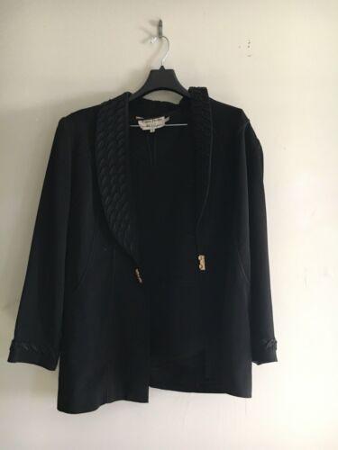 Camisole maat voor Monique 16 2 collectie Tania geruite jas Bella zwarte delige zqn4waxp