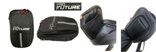 Borsello da gamba per moto Pro future Nero
