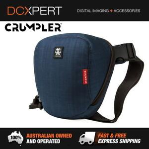 CRUMPLER-QUICK-ESCAPE-300-TOPLOADER-CAMERA-BAG-DEEP-BLUE