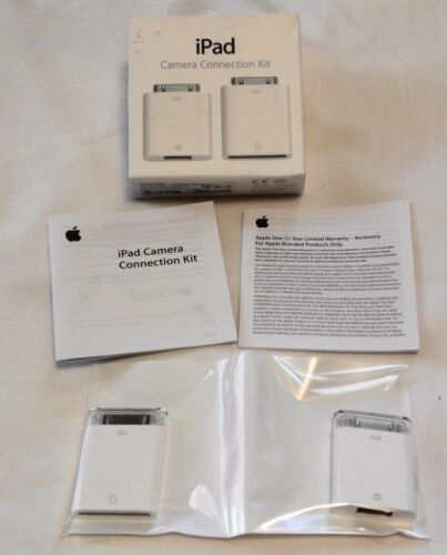 Apple iPad Camera Connection Kit - A1362 and A1358 | eBay