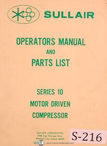 sullair 185 parts manual schematics wiring diagrams u2022 rh seniorlivinguniversity co sullair es 6 wiring diagram sullair 185 compressor wiring diagram