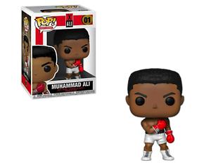 Legends Funko Pop Sports Muhammad Ali *Mint*
