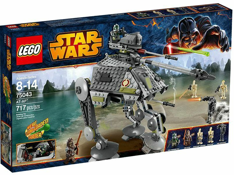LEGO® Star Wars 75043 AT-AP™ NEU OVP NEW MISB