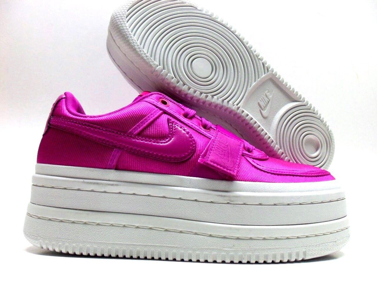 Nike Sock Dart And Vandal 2K 10 Nike Vandal 2k Double Stack Casual Platform Magenta Pink White ...