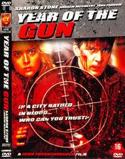 YEAR OF THE GUN  Sharon Stone, Andrew McCarthy, John Pankow  DVD