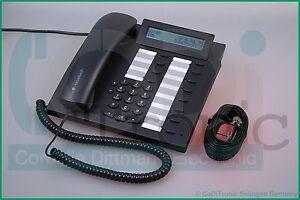 T-Octophon-F-20-SCHWARZ-WIE-NEU-fuer-Telekom-T-Octopus-F-ISDN-ISDN-Telefonanlage