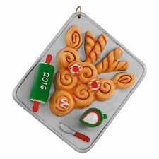 Hallmark 2016 Christmas Ornaments Seasons Treatings - 8th Series