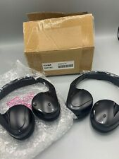 1 GM 2 Channel IR Fold Flat Headphone Wireless TV Rear OEM NEW