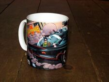 Batman and Robin the Batmobile 1960s Show Box Art MUG