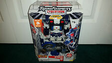 Metroplex Cybertron Transformers Leader Class Hasbro 2005 MISP! Primus Unleashed