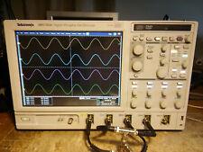 New Listingtektronix Dpo7054 Digital Phosphor Oscilloscope 500mhz 20gss 5rl Dja 2sr Ssd