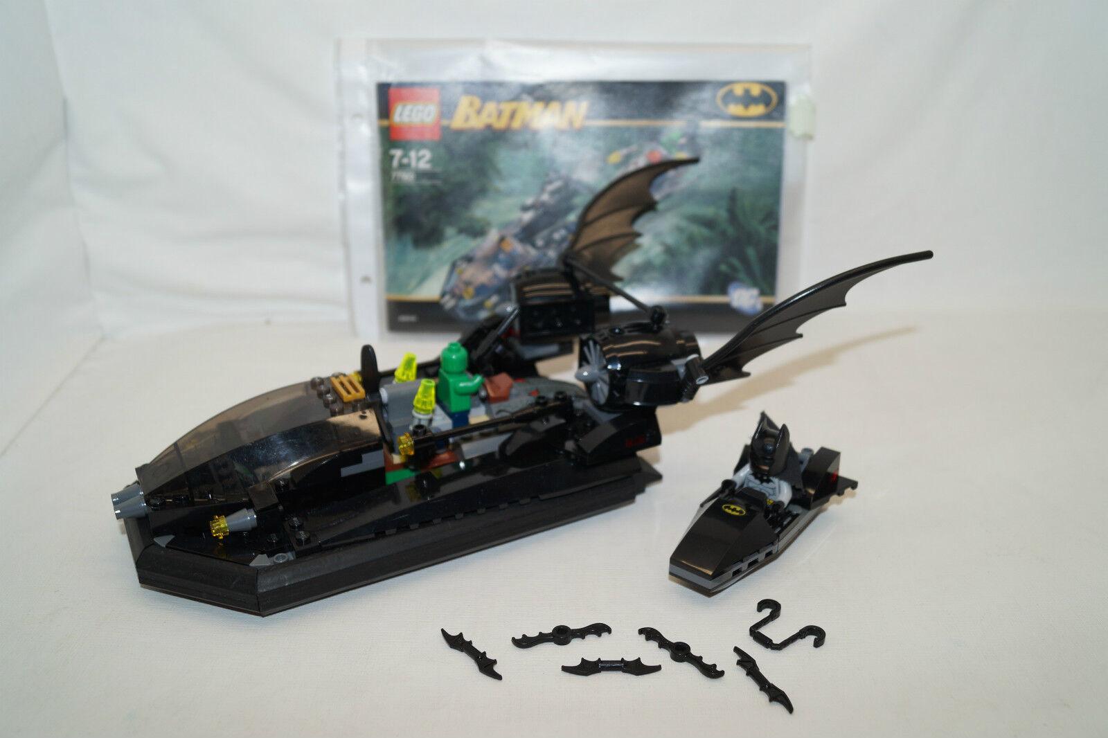 LEGO 7780 Batman corre dietro dopo Killer Croc