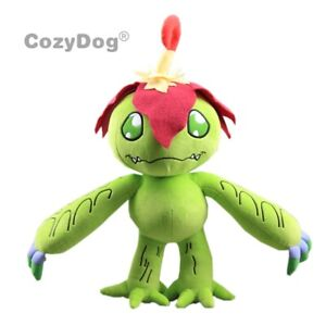 12-039-039-Palmon-Digimon-Adventure-Digital-Monster-Plush-Toy-Soft-Stuffed-Animal-Doll