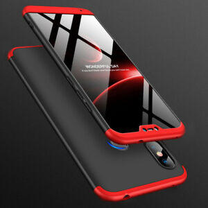 best sneakers 7cd4d 2623b Details about For Xiaomi Redmi Note 6 Pro 5 Plus Shockproof 360°Full Cover  Hybrid Armor Case