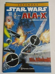 Leyendas Star Wars Nº 5 Ala-x Estado Nuevo Planeta Comic Mire Mas Articulos