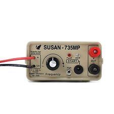Susan-735MP Ultrasonic Inverter, Electrofisher, Electric Pulse Fishing Machine